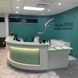 cql-Alligator Allergy and Asthma 2